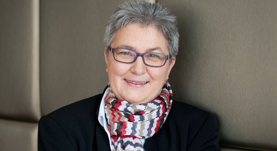 Elke Hannack - Deputy Chairwoman of the German Trade Union Confederation